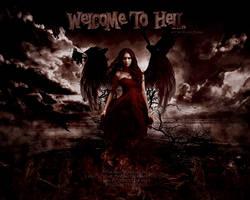 Nina Dobrev (Elena) - Welcome to hell