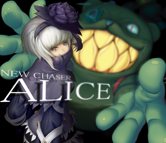 S4 League 'Chaser Alice' by AnimeSue on DeviantArt
