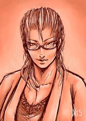 Secretary - Sketch
