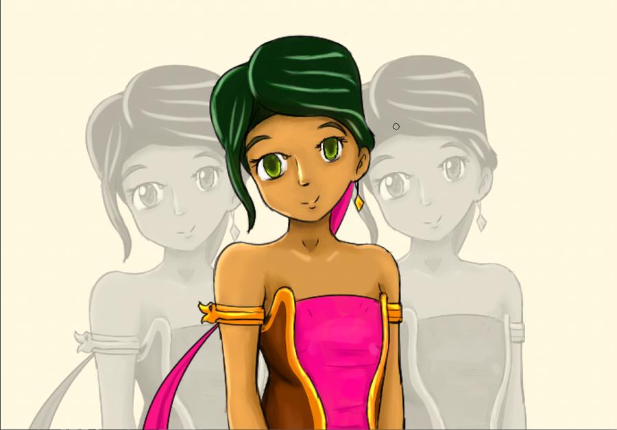 Aura, What your Power ? by Masbanart31