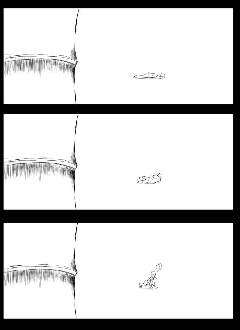 Paneling Comic ( 1 ) by Masbanart31