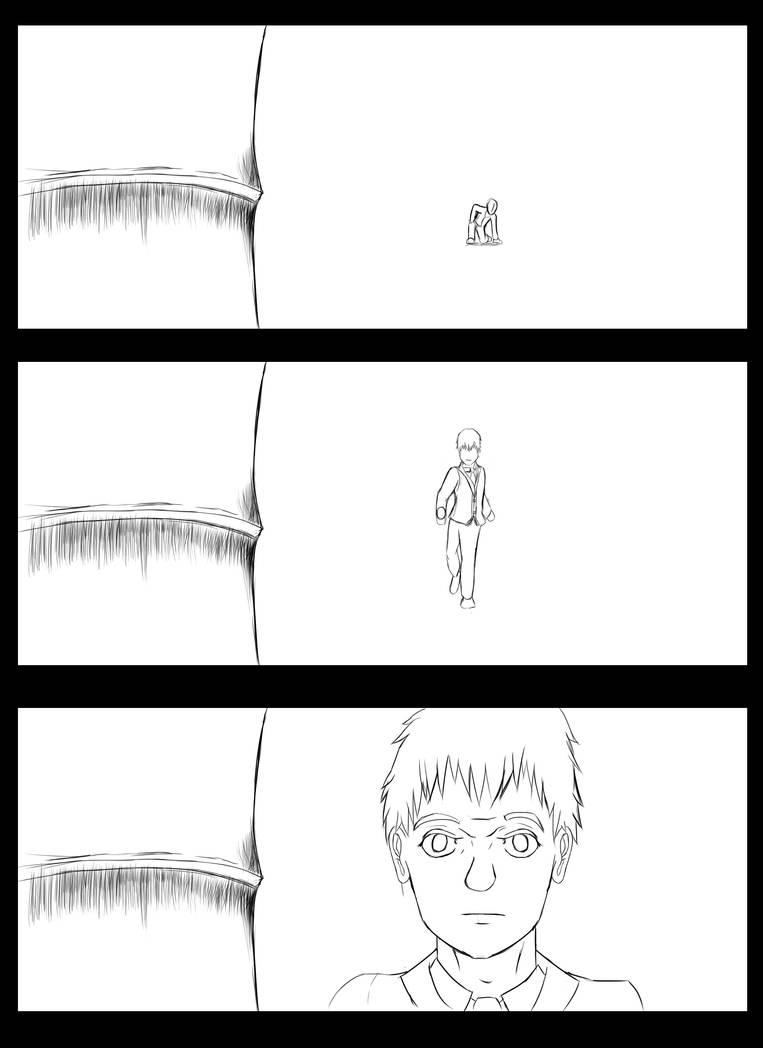 Paneling Comic ( 2 ) by Masbanart31