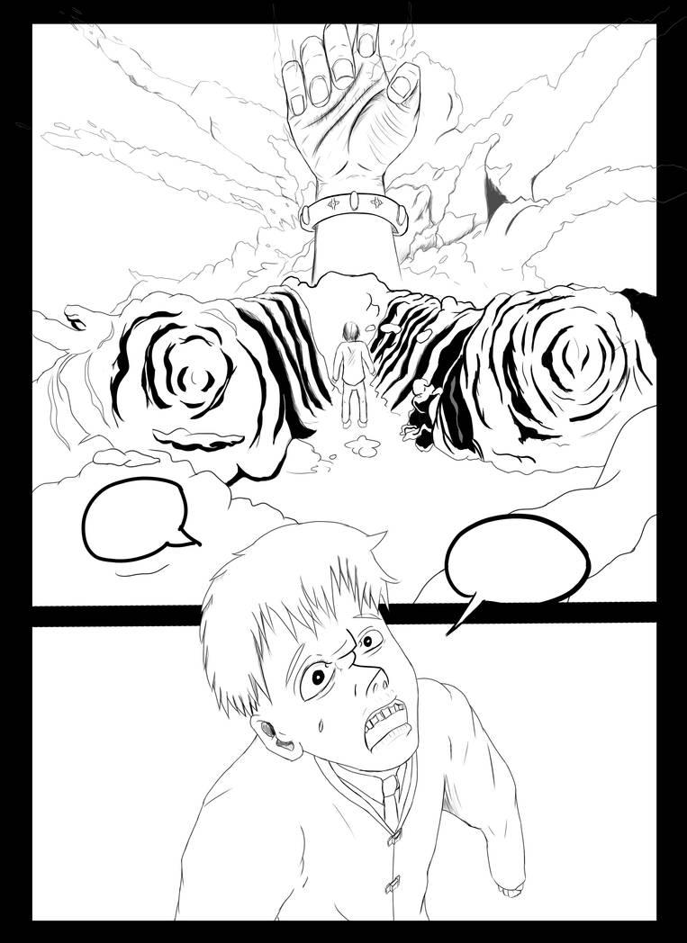 Paneling Comic ( 4  ) by Masbanart31