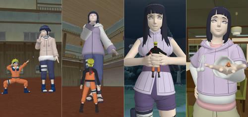 Are you shrinking Naruto-kun?