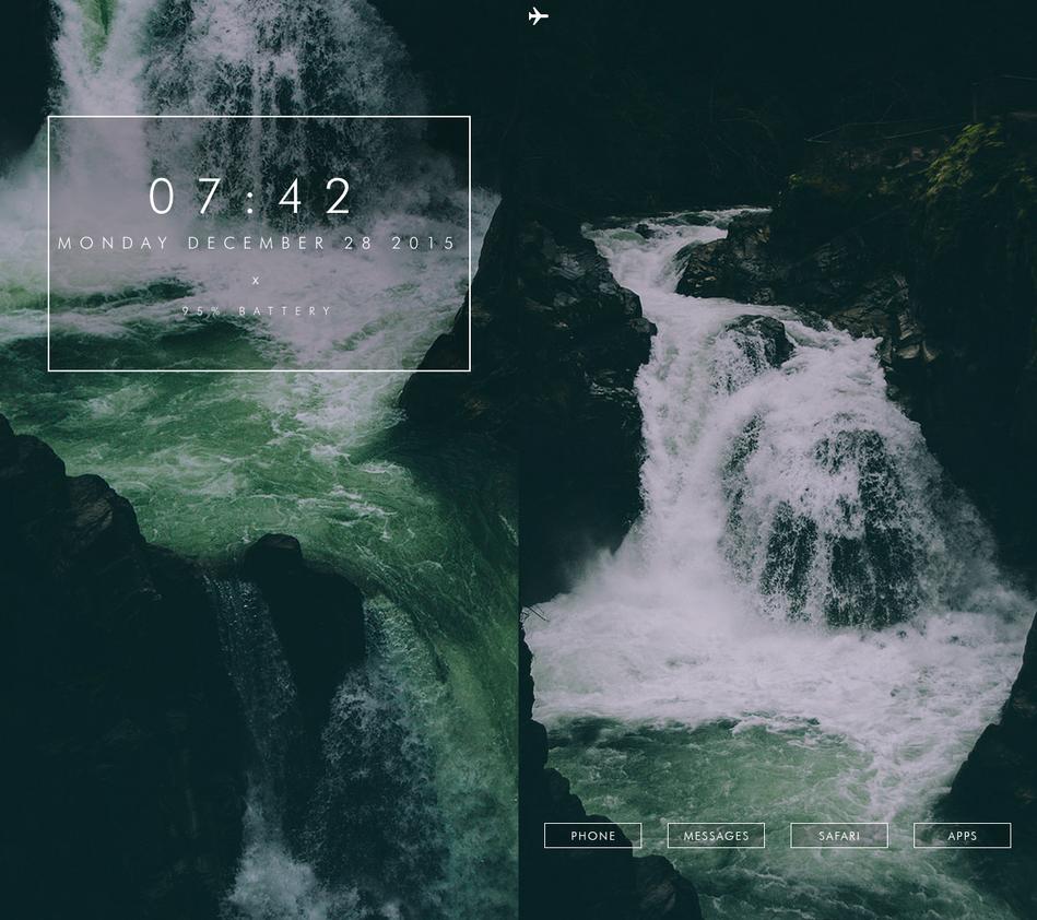 iOS Setup Dec 2015 by HalfLucan