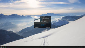 Desktop Setup Dec 2016 v1