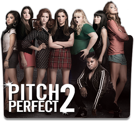 Pitch Perfect 2 2015 V1 Fodler Icon By Deoxsis On Deviantart