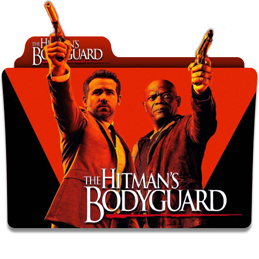 The Hitman S Bodyguard 2017 Folder Icon By Deoxsis On Deviantart