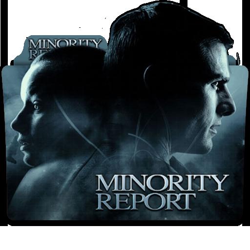 Minority Report 2002 V2 Folder Icon By Deoxsis On Deviantart