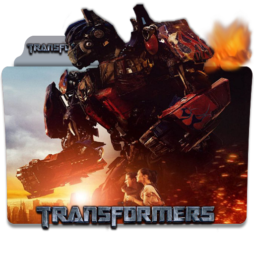 Transformers 2007 Folder Icon By Deoxsis On Deviantart