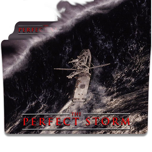 The Perfect Storm 2000 Folder Icon By Deoxsis On Deviantart