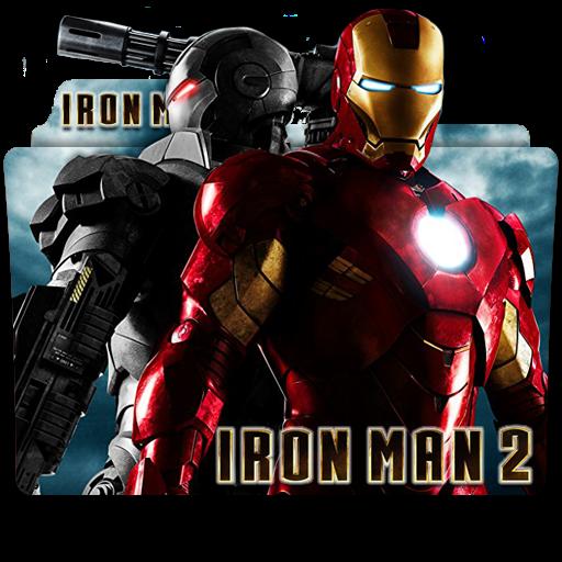 Iron Man 2 2010 Folder Icon By Deoxsis On Deviantart