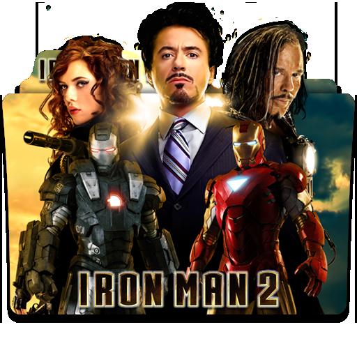 Iron Man 2 2010 V1 Folder Icon By Deoxsis On Deviantart