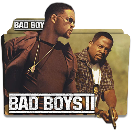 Bad Boys Ii 2003 Folder Icon By Deoxsis On Deviantart