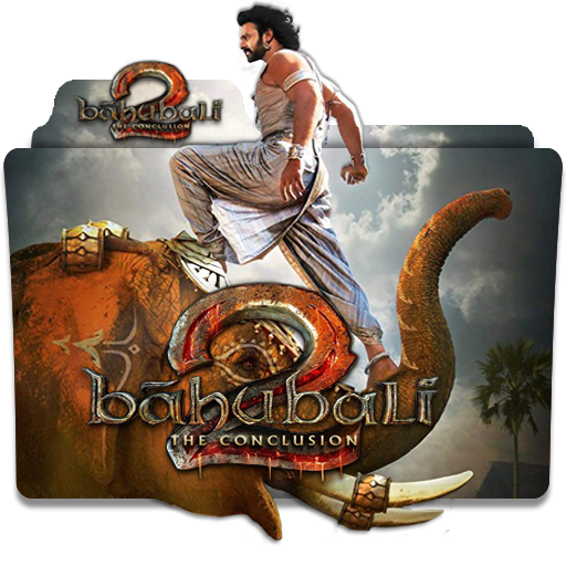 Bahubali 2 The Conclusion 2017 Folder Icon By Deoxsis On Deviantart