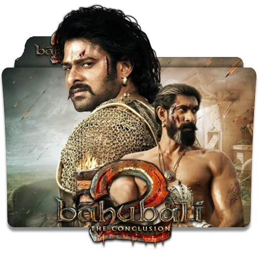 Bahubali 2 The Conclusion 2017 V1 Folder Icon By Deoxsis On Deviantart