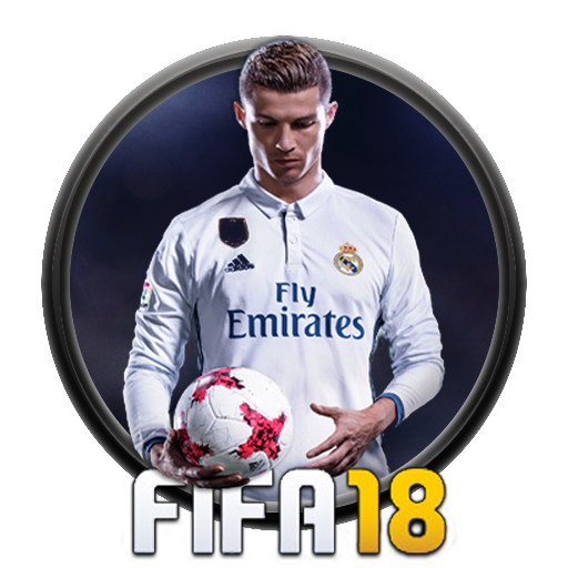 Fifa 18 2017 Round Folder Icon By Deoxsis