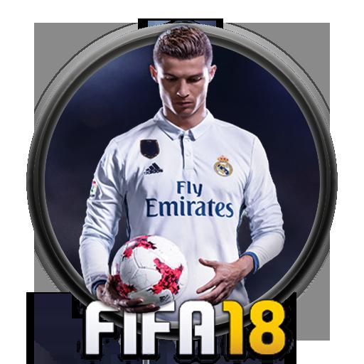 Fifa 18 2017 Round Folder Icon By Deoxsis