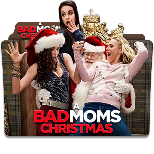 A Bad Moms Christmas 2017.A Bad Moms Christmas 2017 Folder Icon By Deoxsis On Deviantart