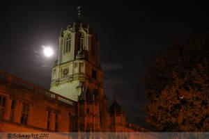 Oxford Skyline III by lauchapos