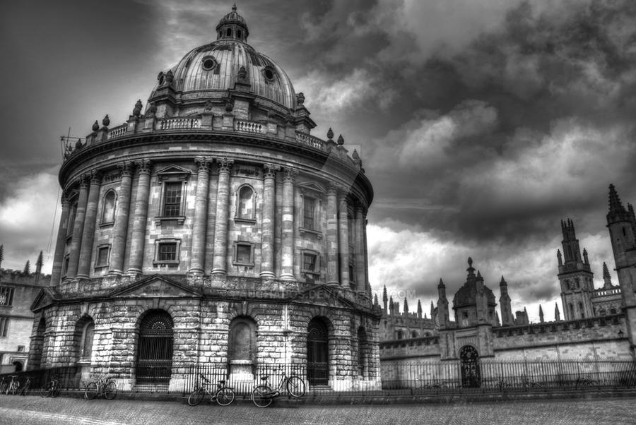 Oxford Skyline IV by lauchapos