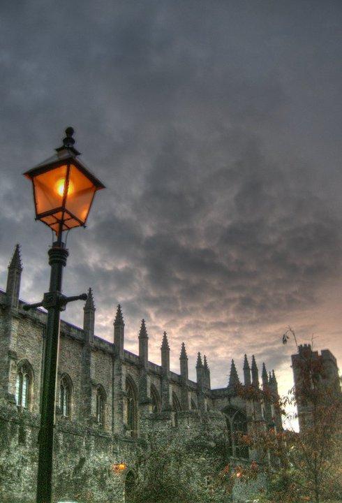 Oxford Skyline V by lauchapos