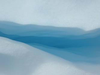 Glacier's hole by lauchapos
