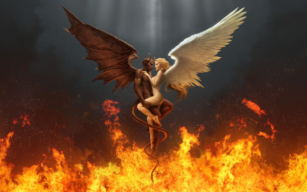 Angel and Devil Love