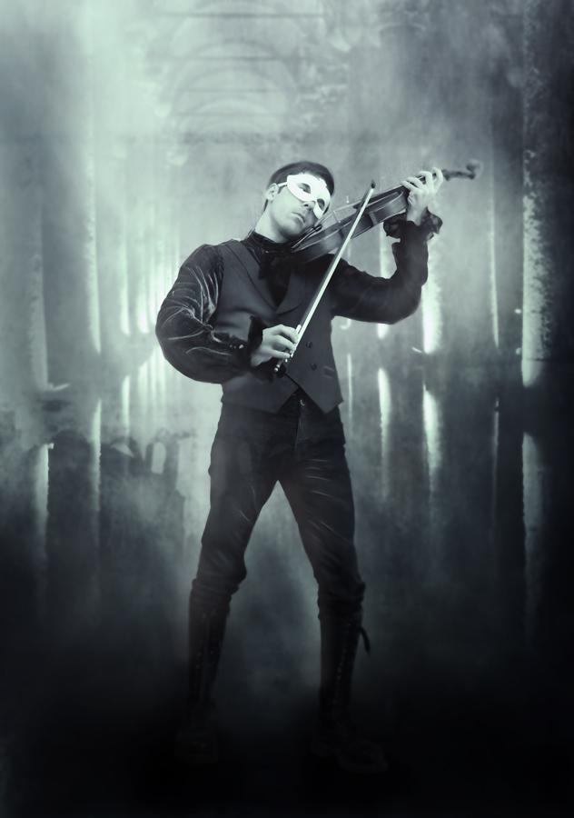 skrzypek... by iwetka