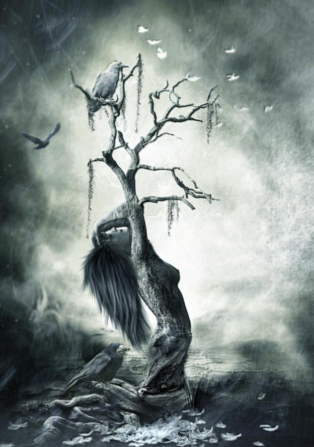 tree... by iwetka
