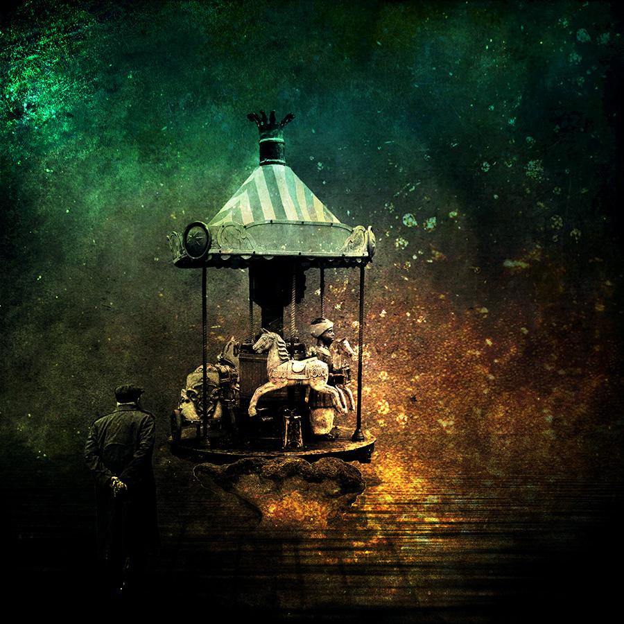 carousel ... by iwetka