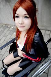 Shinomiya Ayase by rockiingNaruna