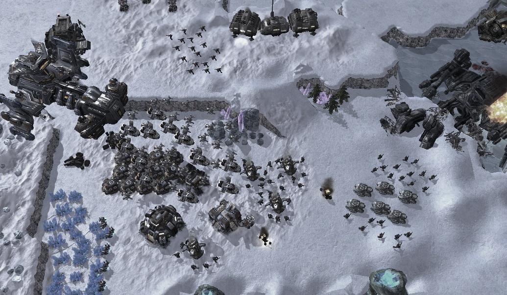 UED Invasion (BroodWar) by HammerTheTank on DeviantArt