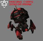 StarCraft 2 - Moebius Corps Sensor Drone