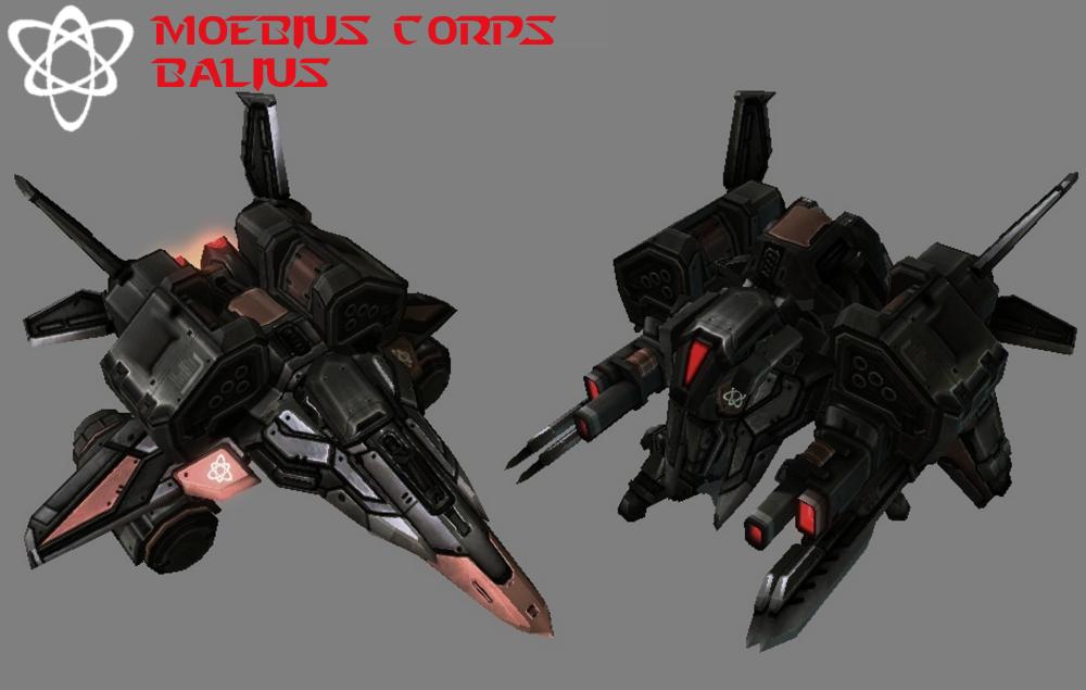 Moebius Corps - Balius by HammerTheTank
