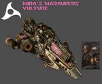 StarCraft 2 - Mira's Marauders Vulture
