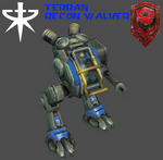 StarCraft 2 - Terran Recon Walker