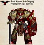 WH40K - Company Champion Vergil Seleucus
