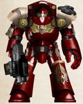 WH40K - Blood Ravens Tartaros Terminator