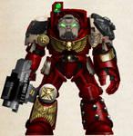 WH40K - Blood Ravens Indomitus Terminator