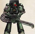 WH30K -  Sons of Horus Devastator Marine (Mk V)