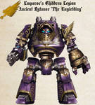 WH30K - Ancient Rylanor 'The Unyielding'