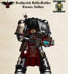WH40K - Deathwatch Battle-Brother Caemos Solikus