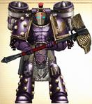 WH30K - Emperor's Children Assault Sgt. (Mk II)