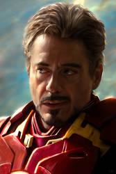 I am Iron Man by WeaponMassCreation