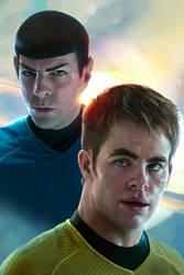 Star Trek by WeaponMassCreation