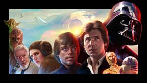 Star Wars by WeaponMassCreation