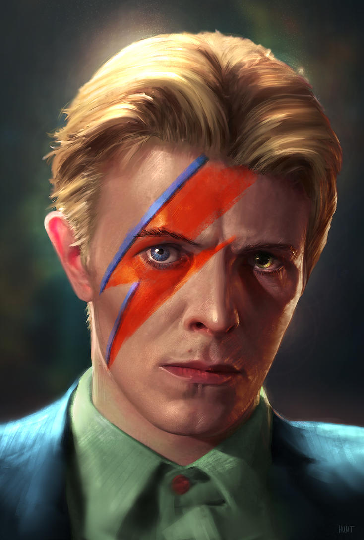 Goodbye Starman - David Bowie by WeaponMassCreation on DeviantArt Labyrinth David Bowie