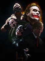 The Cinematic History of Batman