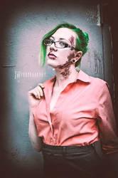 Christina Bell's Headshot by KiRueCosplay